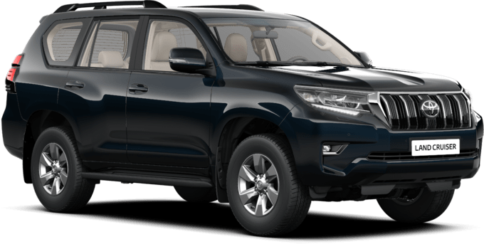 Toyota Land Cruiser Prado - Комфорт Плюс - 5 есікті универсал