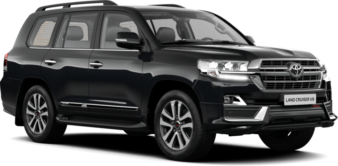 Toyota Land Cruiser 200 - TRD - 5-дв. вагон
