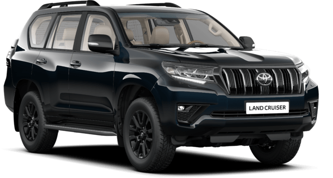 Toyota Land Cruiser Prado - Престиж 7 мест - 5 есікті универсал