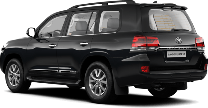 Toyota Land Cruiser 200 - Люкс 7 мест - 5 есікті вагон