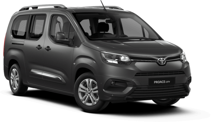 Toyota Proace City Verso - Family - Long, 5 durelės