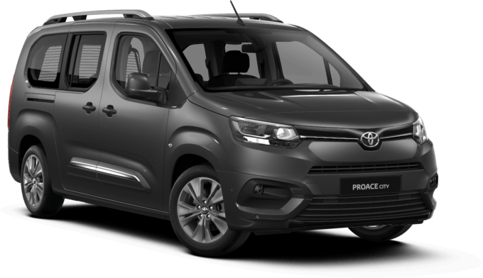 Toyota Proace City Verso - Business - Long, 5 durelės