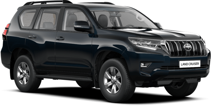 Toyota Land Cruiser - Luxury - 5 durelių visureigis
