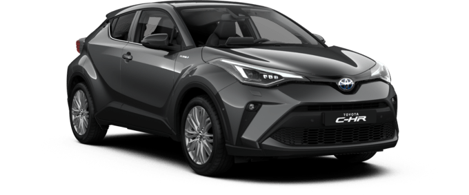 Toyota C-HR - Luxury - Visureigis