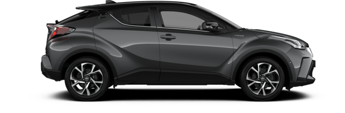 Toyota C-HR - Style Plus - Visureigis