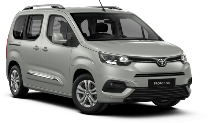 Toyota PROACE CITY VERSO - Family - Compact, 5 durelės