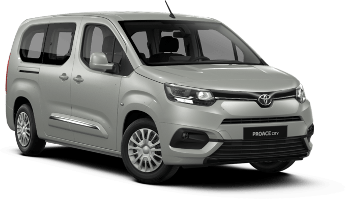 Toyota PROACE CITY VERSO - Shuttle - Long, 5 durelės