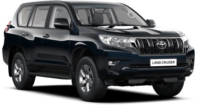 Toyota Land Cruiser (150 SERIES) - COUNTRY - MPV 5 Doors (LWB)