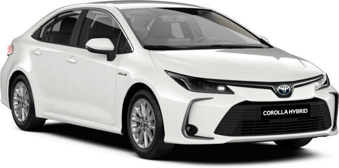 Toyota Corolla Sedan - Dynamic Plus - Berline