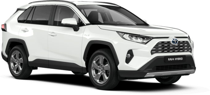 Toyota RAV4 - Dynamic Business (v14) - SUV 5 portes