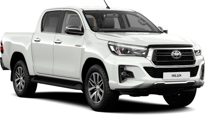 Toyota Hilux - Limited - Double Cabine