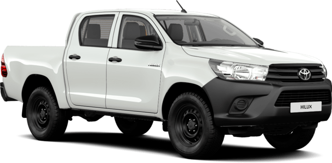 Toyota Hilux - Active - Double Cabine