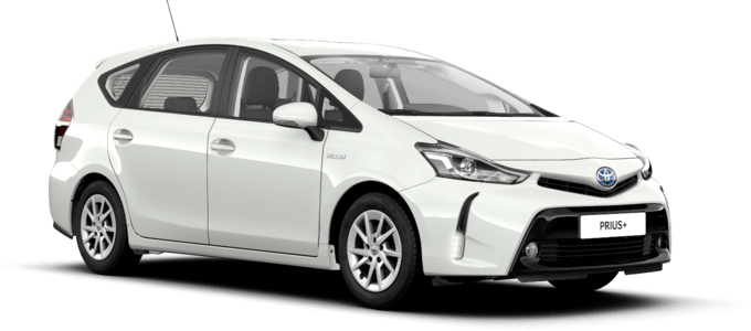 Toyota Prius MPV - Active - 7 places