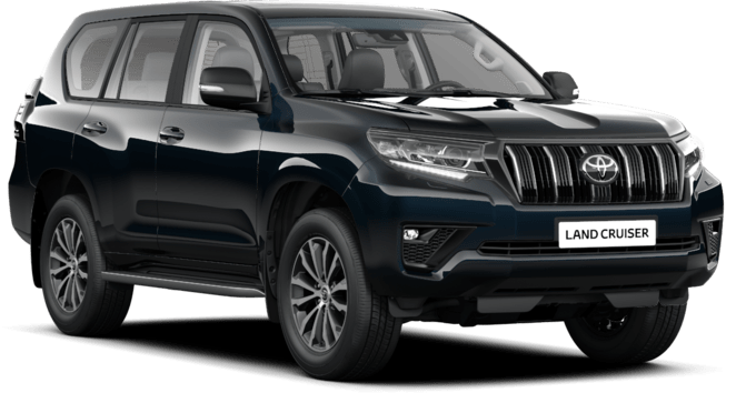 Toyota Land Cruiser (150 SERIES) - BLACK PREMIUM - MPV 5 Doors (LWB)