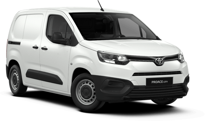 Toyota PROACE CITY - Active - Van Tôlé Short Wheel Base 1 porte latérale