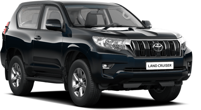 Toyota Land Cruiser (150 SERIES) - COUNTRY - SUV SWB 3 Doors