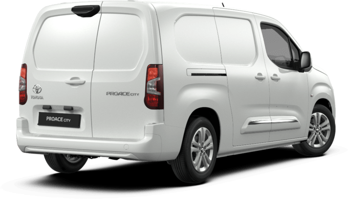 Toyota PROACE CITY - Tech Pack - LWB Van Tôlé