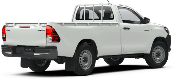 Toyota Hilux - Active (version 08) - Pick-up Single cab