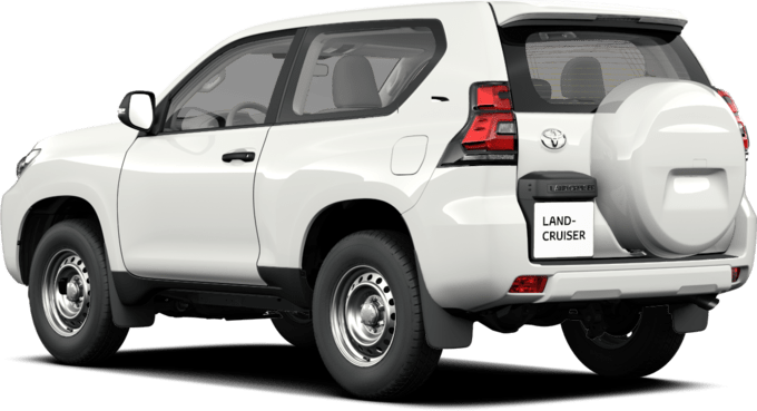 Toyota Land Cruiser (150 SERIES) - ACTIVE - SUV SWB 3 Doors