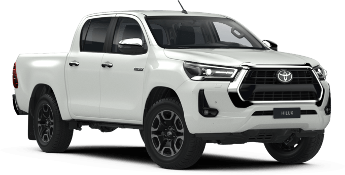Toyota Hilux - Comfort (version 08) - Pick-up Double cab