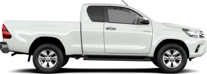 Toyota Hilux - Comfort - Extra cabine (4 portes)