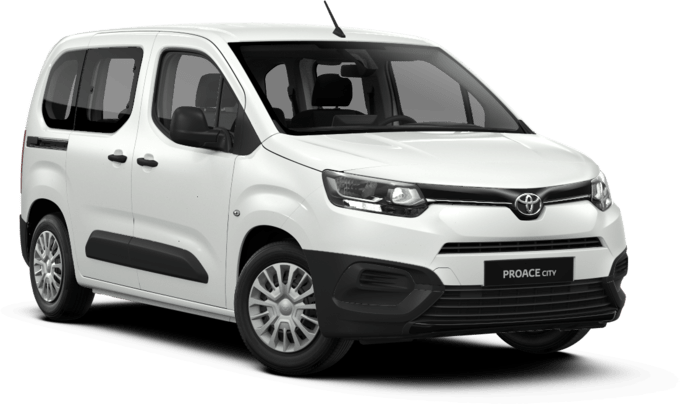 Toyota PROACE CITY VERSO - Combi - Short Wheel Base 1 porte latérale