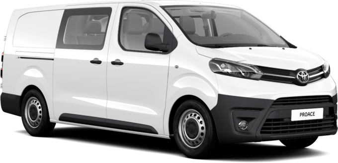 Toyota PROACE - Active - Long Double cab