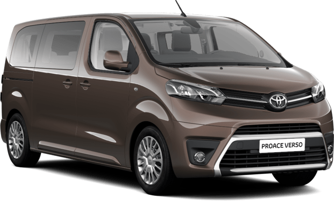 Toyota PROACE VERSO - Shuttle - Medium 1 porte coulissante