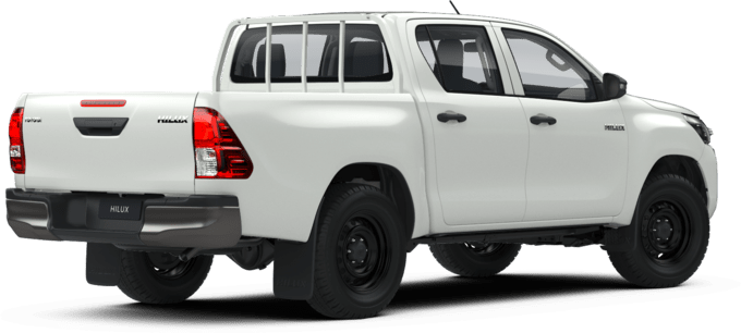 Toyota Hilux - Active (version 08) - Pick-up Double cab