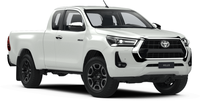 Toyota Hilux - Comfort (version 08) - Pick-up Extra cab