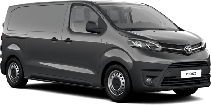 Toyota Proace - Professional Plus - Medium, 4 durvis
