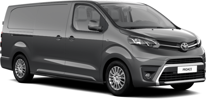 Toyota Proace - Professional Comfort - Long, 4 durvis