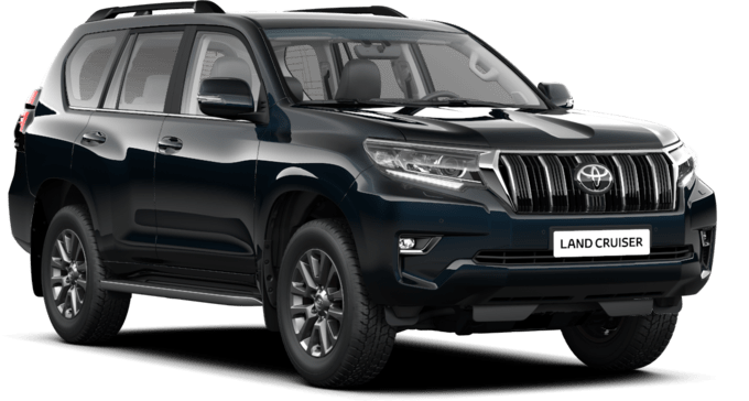 Toyota Land Cruiser - Executive Technology Plus - 5-дверный SUV (LWB)