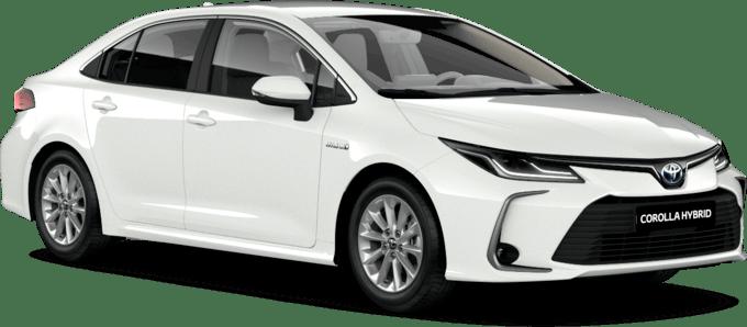 Toyota Corolla sedans - Active Plus - Sedans