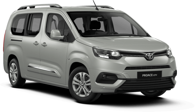 Toyota PROACE CITY VERSO - Family - Long, 5 durvis