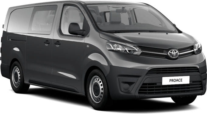 Toyota Proace - Professional - Long Crew Cab, 5 durvis