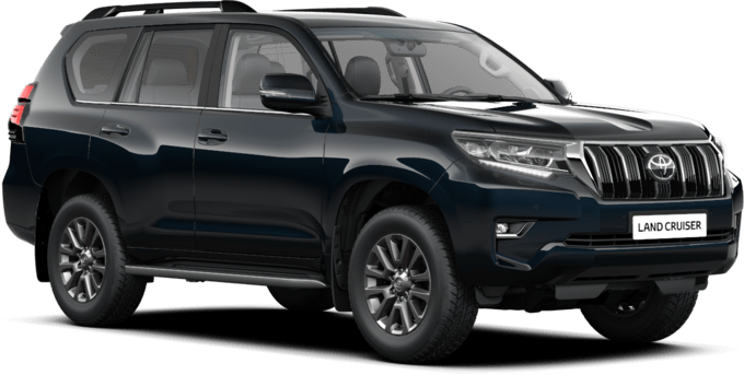 Toyota Land Cruiser - Executive Technology Plus - 5 durvju SUV (7 sēdvietas)