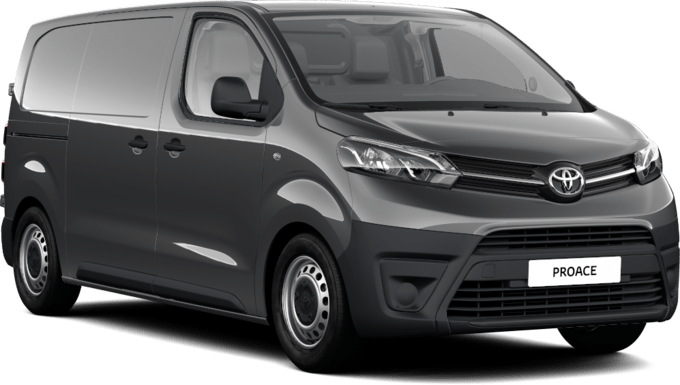 Toyota Proace - Professional - Medium, 4-дверный