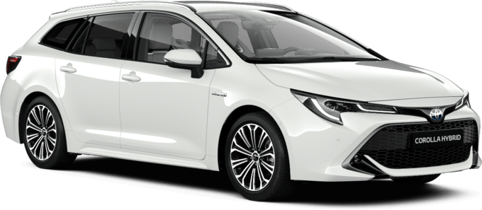 Toyota Corolla Touring Sports - Luxury Plus - Универсал 5-дверный