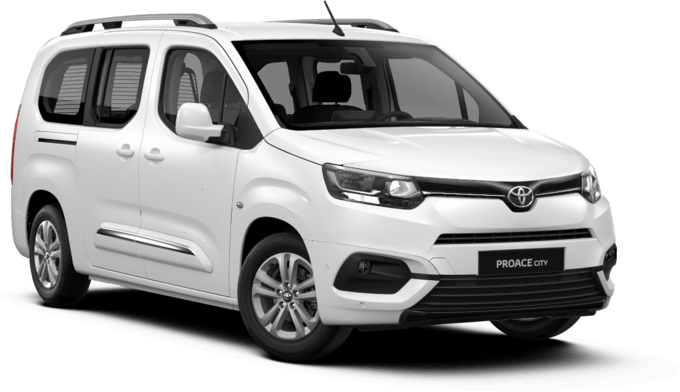 Toyota PROACE CITY VERSO - Family - Long, 5 дверей