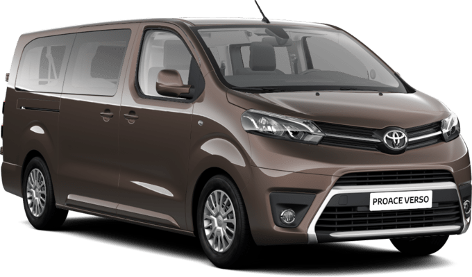 Toyota Proace Verso - Shuttle - Long, 4 durvis