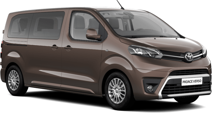 Toyota Proace Verso - Shuttle - Medium, 5 дверей
