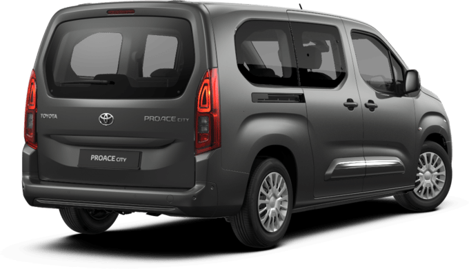 Toyota Proace City Verso - Shuttle - Long, 5 durvis