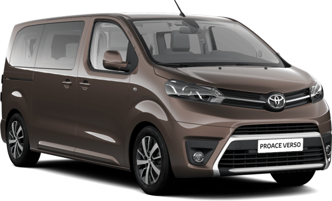 Toyota Proace Verso - Business - Medium, 5 дверей