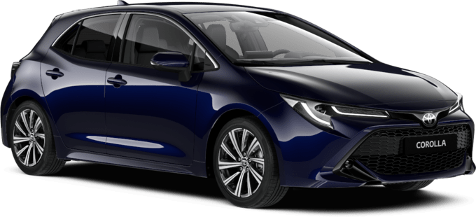 Toyota Corolla hečbeks - Active Plus - 5 durvju hečbeks