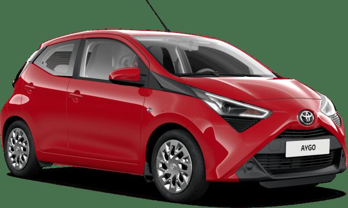 Toyota Aygo - x-play - 5 durvju hečbeks