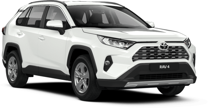 Toyota RAV4 - Luxury - Bнедорожник