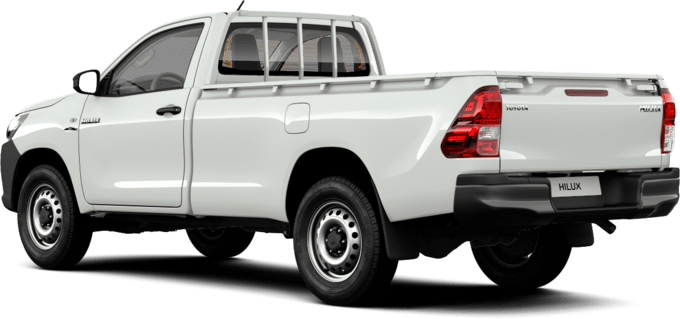 Toyota Hilux - COUNTRY - Single Cab