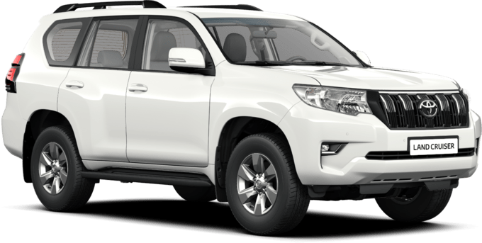 Toyota Land Cruiser (150 SERIES) - Limited - Terenac (5 vrata)