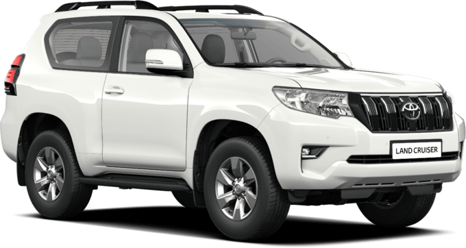 Toyota Land Cruiser (150 SERIES) - Limited - Terenac (3 vrata)